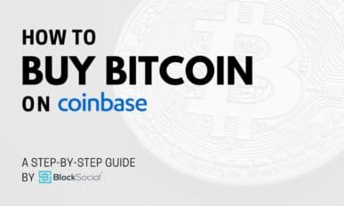 How to Buy Bitcoin on Coinbase