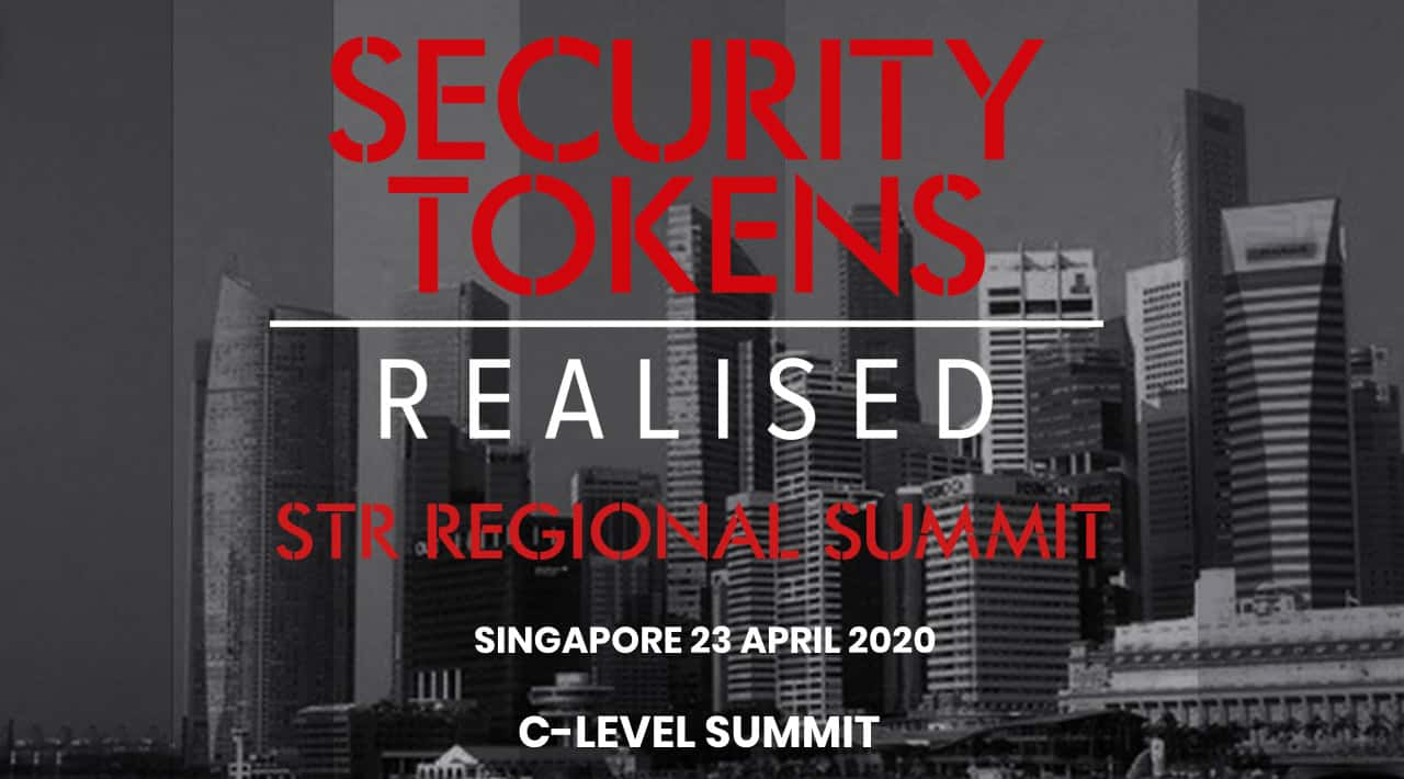 **NEW DATE** Security Tokens Realised – Singapore C-Level Summit